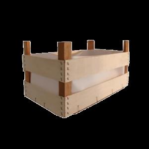 Дерев'яна коробка 13 кг